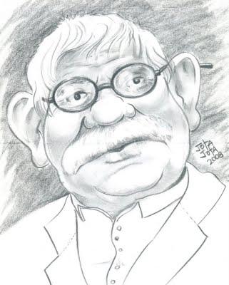 Ilustracija,Hairo Anibal Ninjo od Džonija Hulijana Gonsalesa, uz njegovu dozvolu