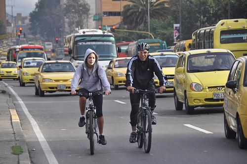 Dan bez vozila Bogota 2010