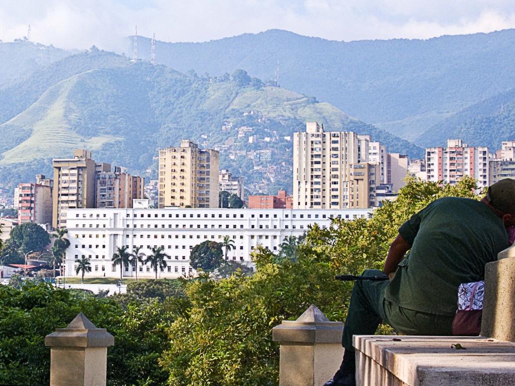 Parque El Calvario, Caracas, Venezuela