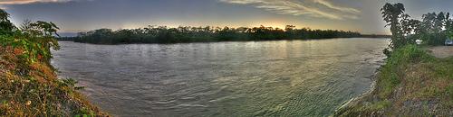 rio inambari madre de dios peru