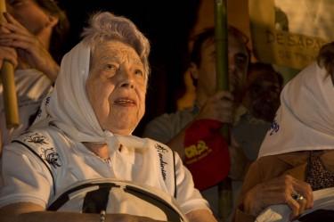 Majke sa Plasa de Majo - fotografija: Laura Šnajder