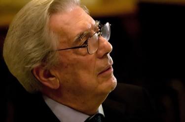 Mario Vargas Llosa fotografija: MTKR CC BY-NC 2.0