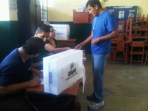 elecciones peru 2011