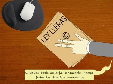 Ley Lleras - Derechos de Autor, Tomáz Garzía (CC BY-NC 2.5)