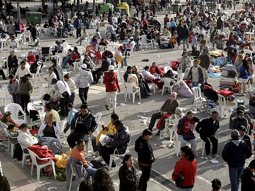 Foto van EFE. Overgenomen van Globovisión onder de CC-Licentie.