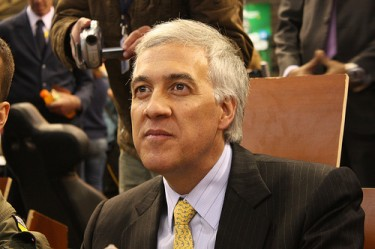 Samuel Moreno.