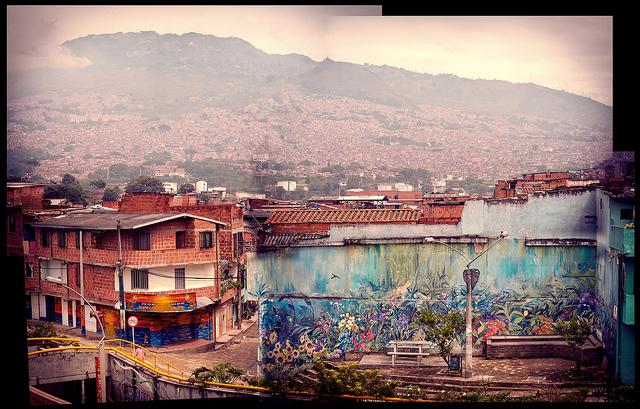 Moravia, Medellín