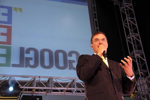 Marcelo Ebrard. Image by Flickr user Noticias de tu Ciudad (CC BY-NC-SA 2.0)