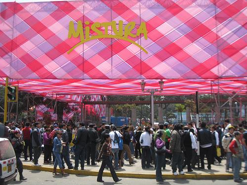 le festival international de la gastronomie mistura