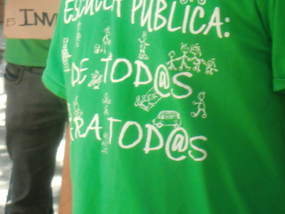 Zabranjene majice u nekoliko škola u kojima se glasa