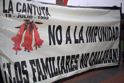 Manifestazione contro l'indulto