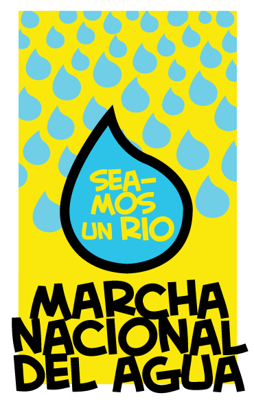 Let's be a river. National March for Water.