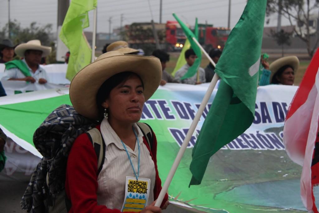Marcha del Agua - Puente Piedra