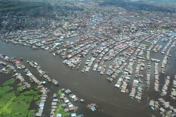 Iquitos inundado