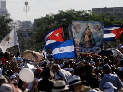 La nación cubana es de minoría católica y predomina el sincretismo religioso. Foto: Cortesía de Jorge Luis Baños