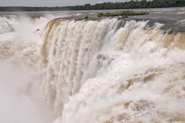 Garganta del Diablo - Cataratas del Iguazú - Foto: Laura Schneider