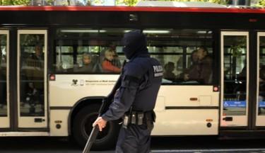 Barcellona, polizia cittadina