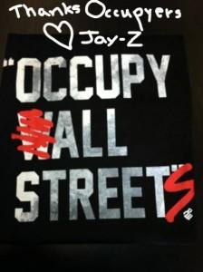 Ocupa toda la calle