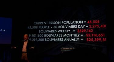 Humberto Prado expone la cruda realidad penitenciaria en Venezuela. Derechos reservados, Flickr/MarieBW