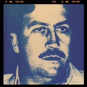 Pablo Escobar vuelve a la vida, esta vez en una telenovela. Foto de Pablo Manriquez/Flickr  (CC BY-ND 2.0)