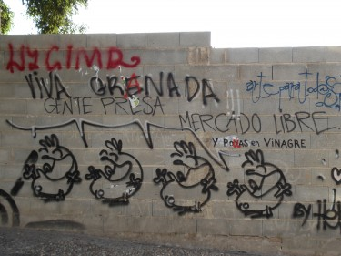 Muro di graffiti