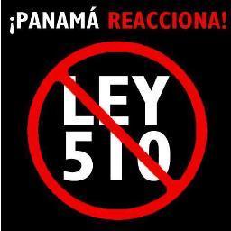 Imagen contra la Ley 510 compartida en redes sociales.