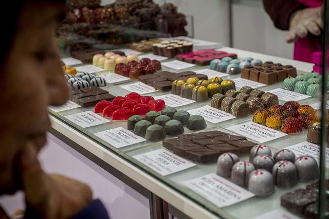 Salón del Chocolate Mistura
