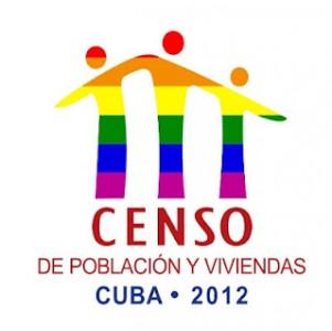 Adaptación del logo oficial del Censo de Población y Vivienda en Cuba. Foto tomada del blog El Nictálope bajo licencia CC.