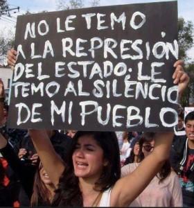 Protesta contra reforma fiscal, Santo Domingo.