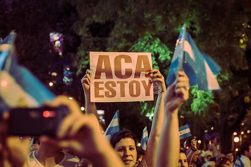 Protesta 8N