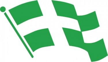 Logo del Partido Independentista Puertorriqueño. Imagen tomada de pr.kalipedia.com.