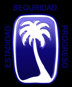 Logo del Partido Nuevo Progresista. Imagen tomada de Wikimedia Commons.