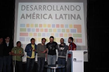 Ganadores DAL2012 México