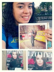 Angy, foto de su cuenta de Facebook, usada con permiso.