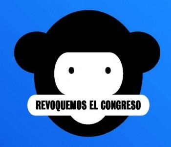 """Imagen de """"Revoquemos el Congreso"""", tomada de la cuenta en Facebook de la iniciativa."""
