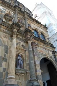 Catedral Metropolitana de la Ciudad de Panamá