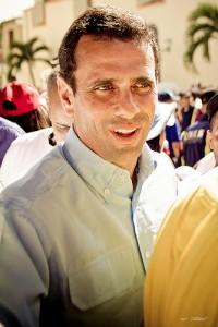 Capriles Radonski, foto del usuario de Flickr César Gonzáles, bajo licencia Creative Commons (CC BY-NC-SA 2.0)