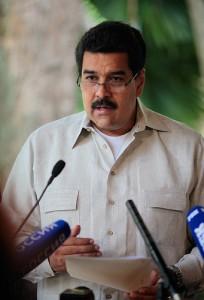 Nicolás Maduro, foto del usuario de Flickr chavezcandanga bajo licencia Creative Commons (CC BY-NC-SA 2.0)