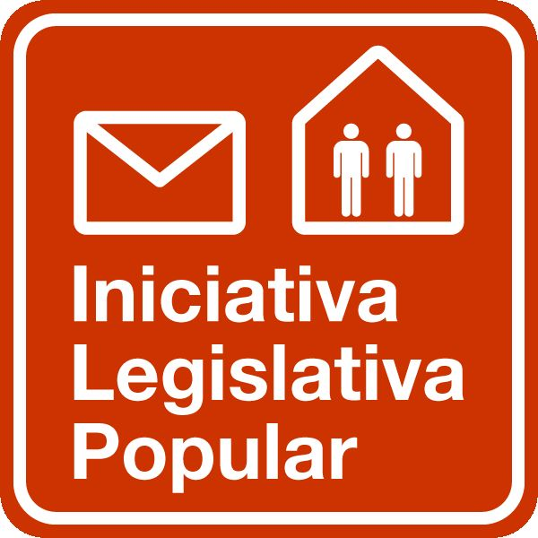 Graphic representation of the ILP (Popular Legislative Initiative)
