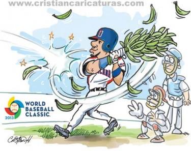 Cristian Hernández. Dominicanos en el Clásico Mundial de Beisbol.