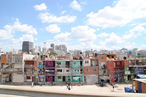 Villa 31, Buenos Aires, Argentina
