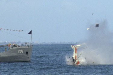 Show aéreo termina en tragedia en República Dominicana