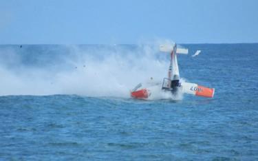 Show aéreo termina en tragedia en República Dominicana.