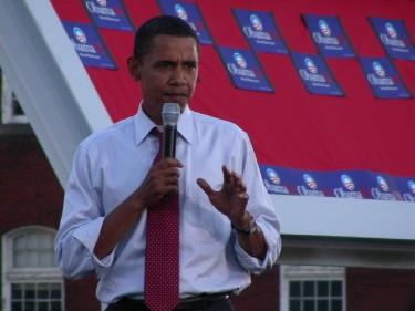 El Presidente Barack Obama inicia su periplo por México y Costa Rica. Foto de Flickr/jamesomalley (CC BY 2.0)