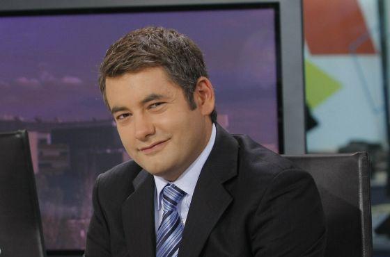 Julio Somoano, director de informativos de tve. Foto de la web losgenoveses.net