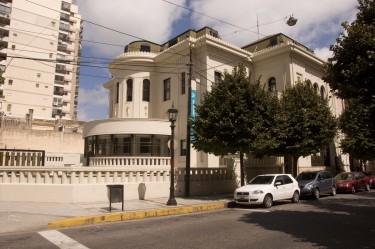 Centro de tortura militar, hoy convertido en Museo de la Memoria - Ciudad de Rosario foto: Laura Schneider
