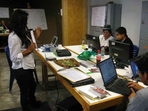 SugarCamp Lima 2011. Viernes 18 de noviembre. Escuelab, Lima.