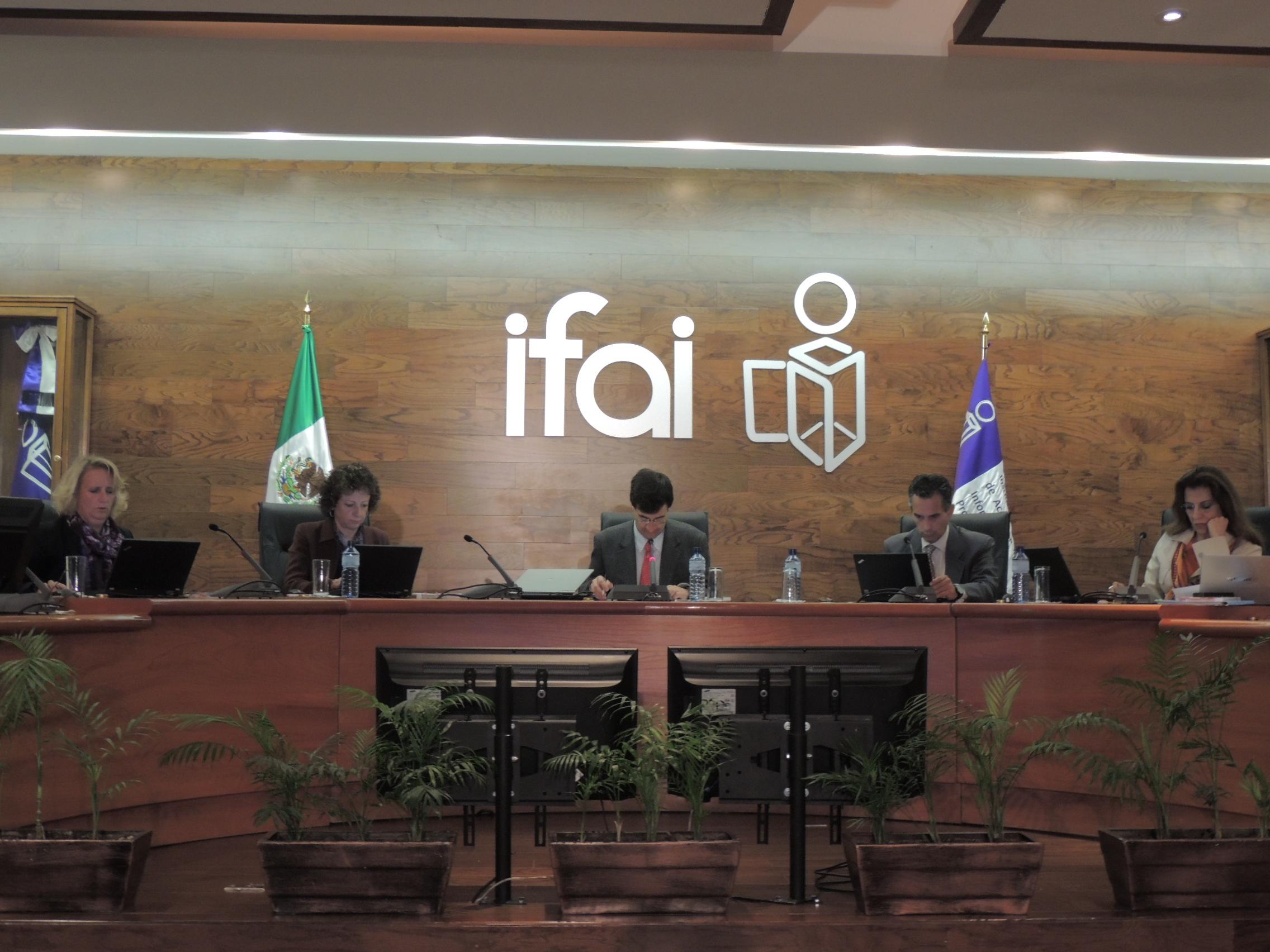 Comisionados IFAI