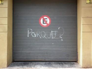 Graffit en Venezuela 2000, San Cristóbal, Buenos Aires Imagen de Fernando Aita