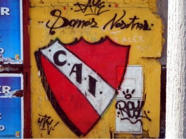 Graffiti en Av. Belgrano 1550, Avellaneda, Buenos Aires Imagen de Fernando Aita